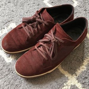 Cole Haan suede leather casual sneaker 10